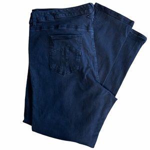 Tripp Skinny Black Denim Pants